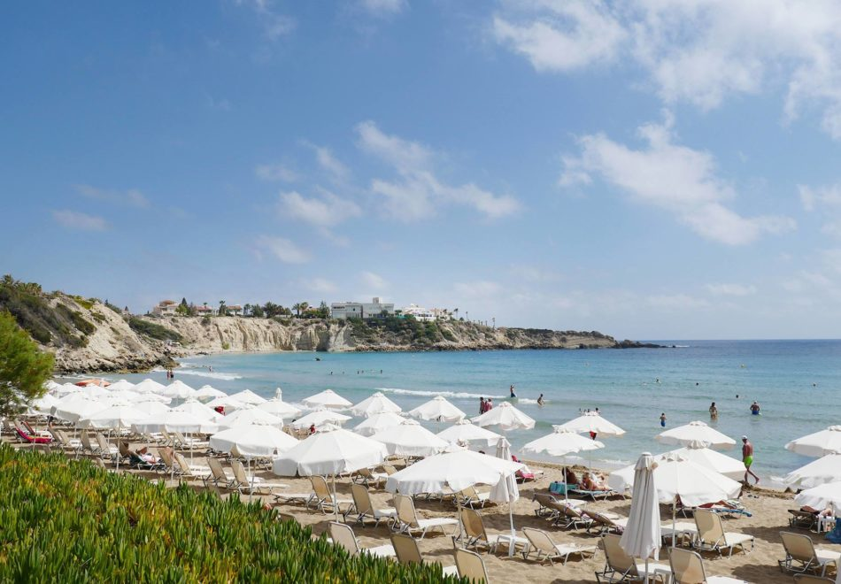 Beautiful Beaches in Cyprus - Coral Bay