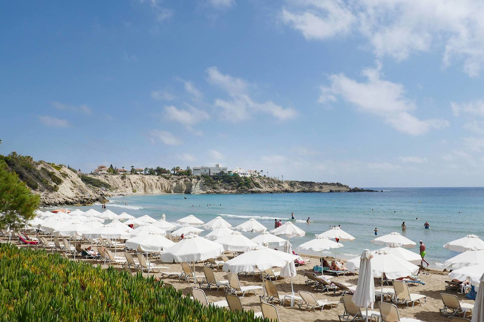 Coral Bay Beach Cyprus Villa Retreats