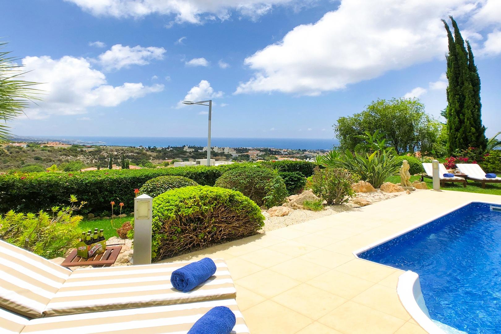 Villa Frenkie - Cyprus Villa Retreats