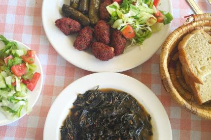 Meze at Nicosia