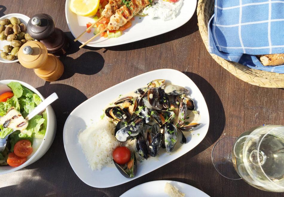 Ouzeri Sea Taverna, Cyprus