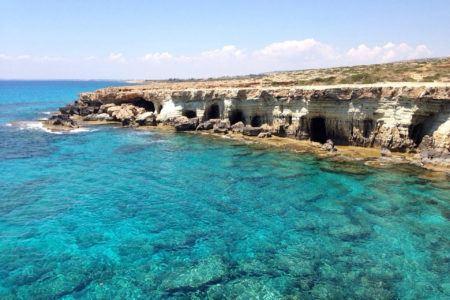 Cyprus Caves & Views