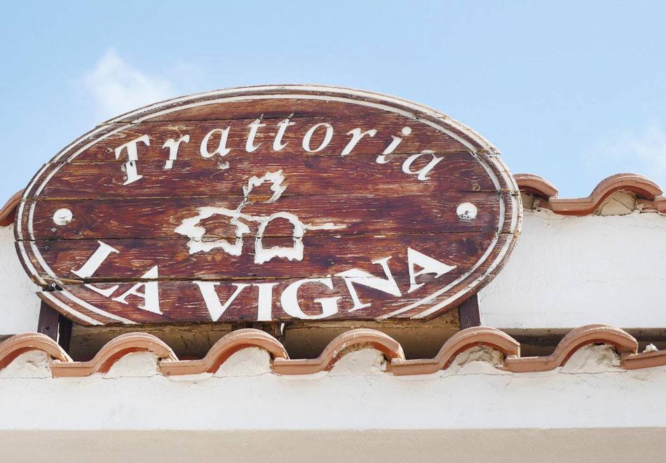 Restaurant La Vigna