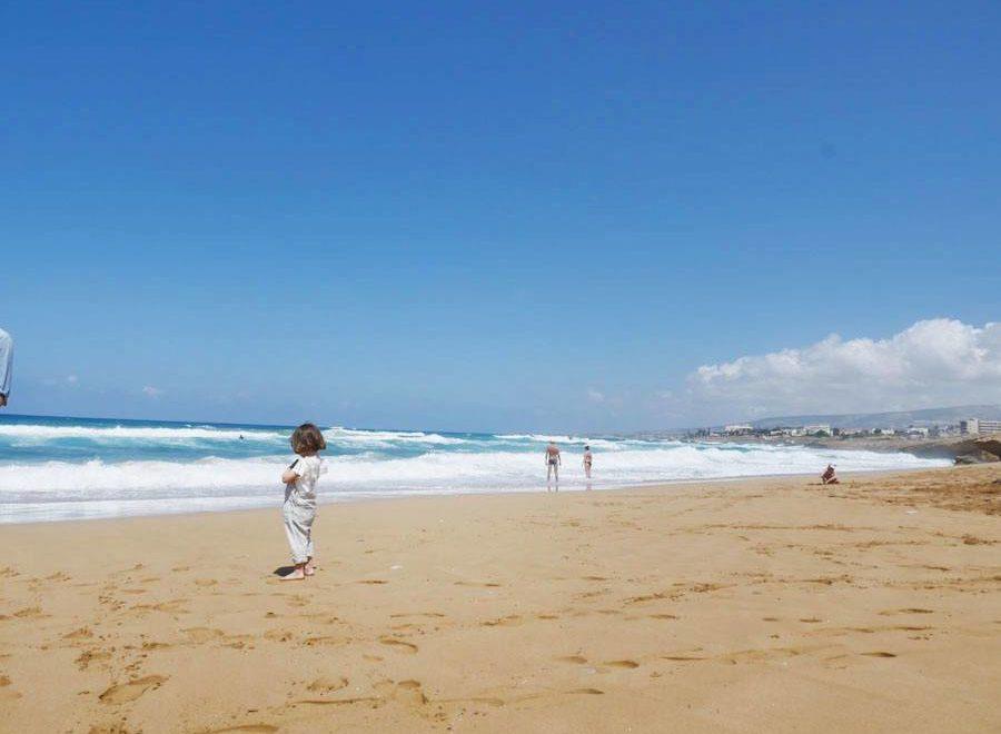 Sandy Beach Bar Cyprus
