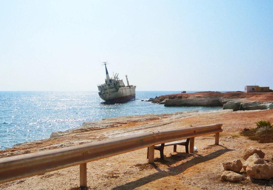 EDRO III Shipwreck in Cyprus - Explore Cyprus